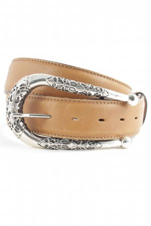 Buckles & Belts Leather Belt multicolored Boho look