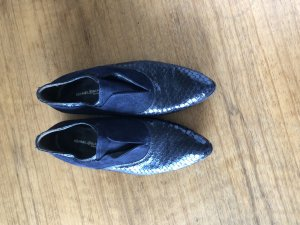 Kennel und Schmenger Wingtip Shoes dark blue