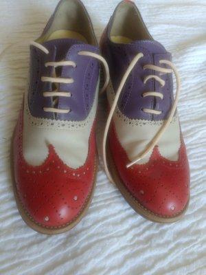 Zapatos Budapest multicolor