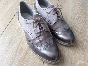 Budapester Oxford Schuhe von S.Oliver Gr39