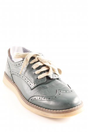 Wingtip Shoes petrol business style