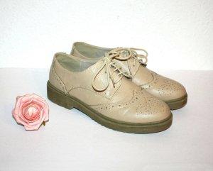 Budapester Schuhe gr.37 Halbschuh Edel Design