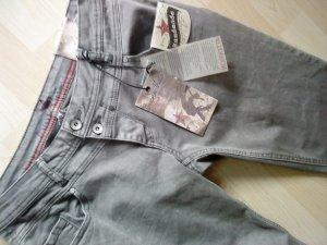 Bueana Vista Jeans M grau
