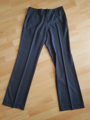 Sa.Hara Pantalón de pinza gris claro-gris