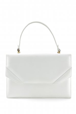 Frame Bag white-gold-colored casual look
