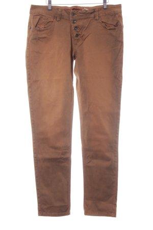Buena Vista Jeans 7/8 cognac style décontracté