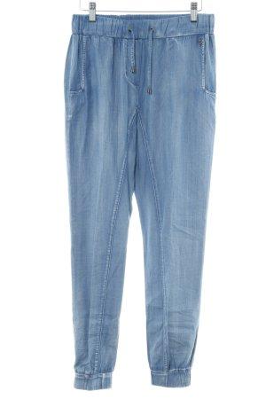 Buena Vista Vaquero holgados azul acero-blanco puro look lavado