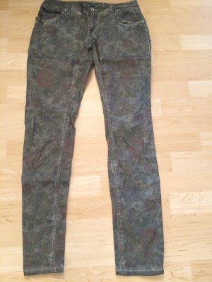 Buena Vista Blumen Jeans