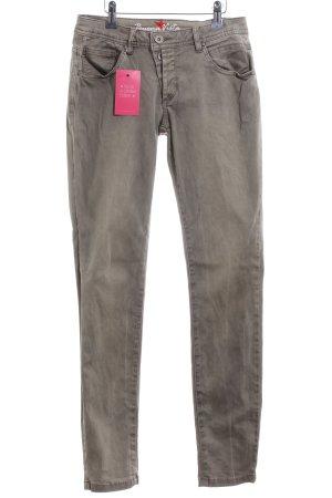 Buena Vista Five-Pocket-Hose hellgrau Casual-Look