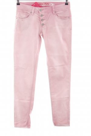 Buena Vista Five-Pocket-Hose pink Casual-Look