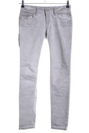 Buena Vista Five-Pocket Trousers light grey casual look