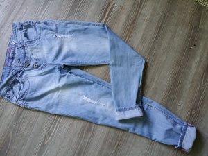 Buena Vista /HAITI/Boyfriend Jeans