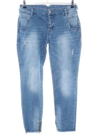 Buena Vista High Waist Jeans blau Casual-Look