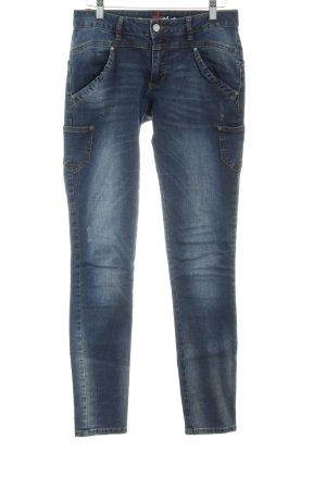 Buena Vista Pantalone houlihan blu scuro stile casual