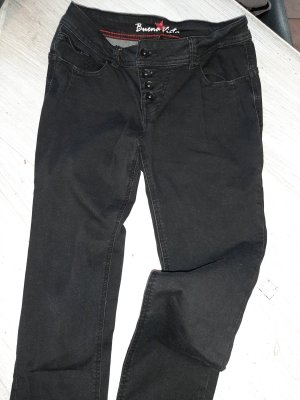 Buena Vista Stretch Jeans black