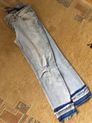 Buena Vista 3/4 Length Jeans azure