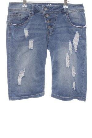 Buena Vista Jeansshorts blau Casual-Look