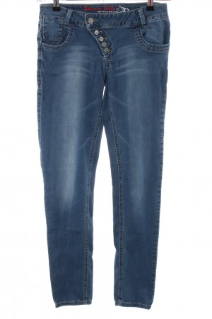 Buena Vista Jeggings blau Casual-Look