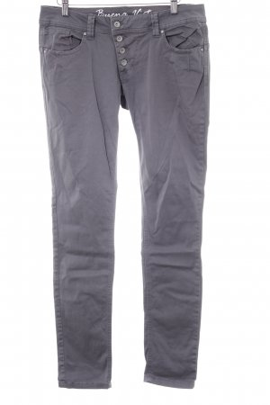 Buena Vista Jeggings gris look casual