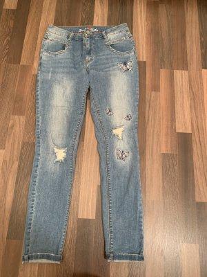 Buena Vista Schmetterlings Jeans