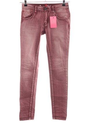 Buena Vista Skinny Jeans rot Casual-Look