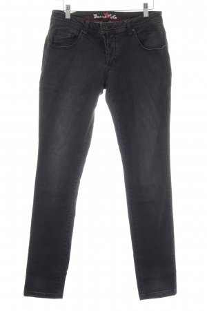 Buena Vista Skinny Jeans anthrazit Casual-Look