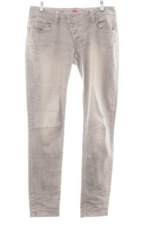 Buena Vista Skinny Jeans beige Casual-Look