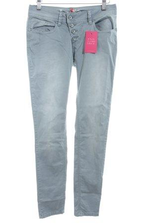 Buena Vista Skinny Jeans blassblau Casual-Look