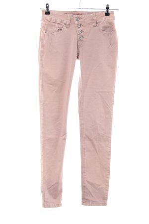 Buena Vista Skinny Jeans pink casual look