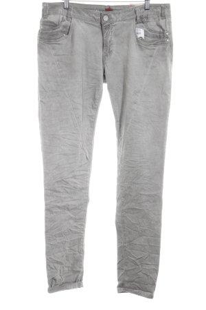 Buena Vista Skinny Jeans grau Casual-Look