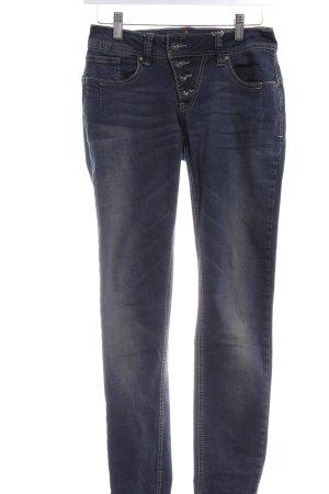 "Buena Vista Skinny Jeans ""Malibu"" dunkelblau"