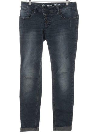 "Buena Vista Skinny Jeans ""MALIBU"" graublau"