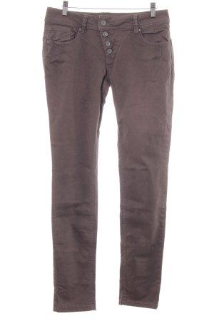 """Buena Vista Skinny Jeans """"MALIBU"""" graubraun"""