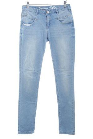 Buena Vista Skinny Jeans mehrfarbig Casual-Look