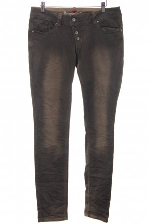 Buena Vista Skinny Jeans mehrfarbig Washed-Optik