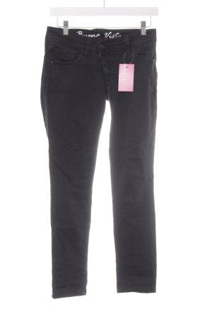 Buena Vista Skinny Jeans schwarz Casual-Look