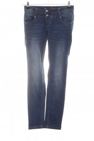 Buena Vista Slim Jeans blau Casual-Look
