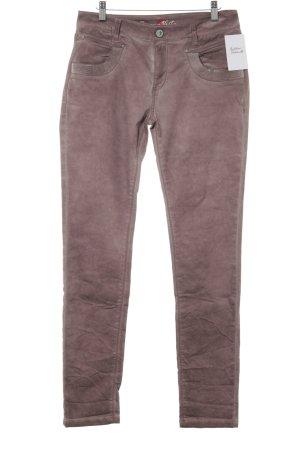 Buena Vista Slim Jeans blasslila-graulila Casual-Look
