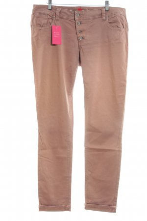 Buena Vista Slim Jeans pink-rot Casual-Look