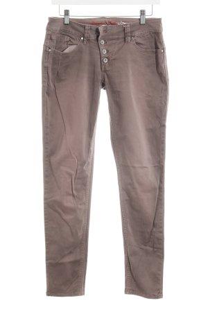 Buena Vista Slim Jeans hellbraun Casual-Look
