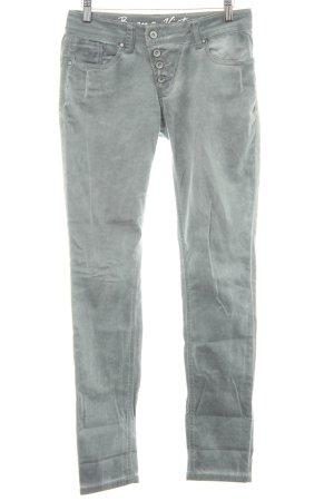 Buena Vista Slim Jeans hellgrau Casual-Look