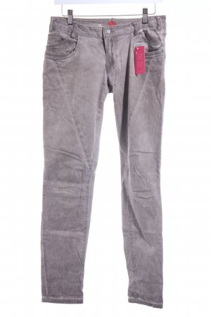 Buena Vista Slim Jeans roségoldfarben Casual-Look