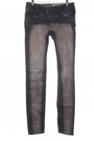 Buena Vista Stretch Jeans Farbverlauf extravaganter Stil