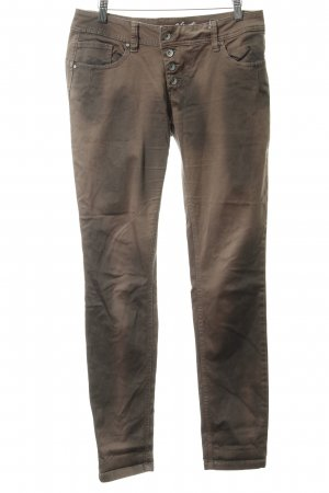 Buena Vista Jeans stretch gris brun style décontracté