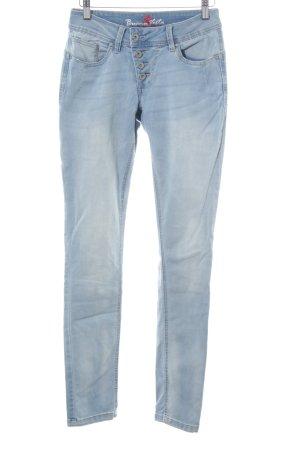 Buena Vista Stretch Jeans cornflower blue-azure casual look