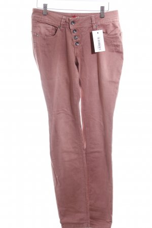 Buena Vista Stretch Jeans roségoldfarben Casual-Look