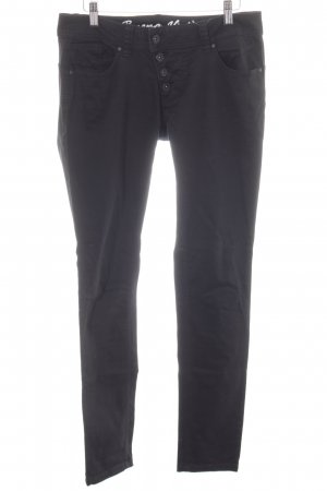 Buena Vista Stretchhose schwarz Casual-Look