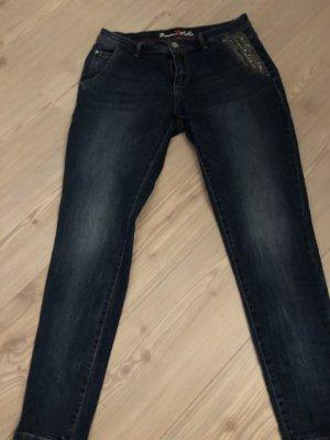 Buena Vista Stretch Jeans steel blue