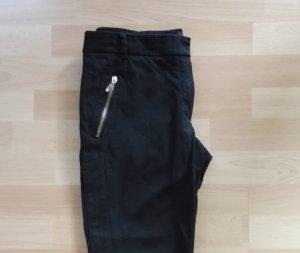 Büro-Hose Business-Hose Elegante Hose von Mango schwarz