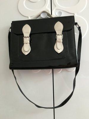 Business Bag white-black